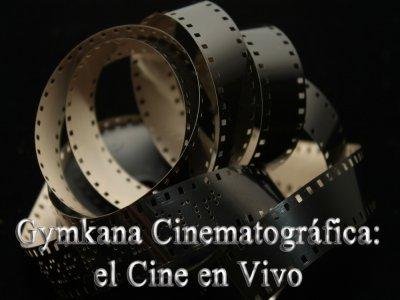 1天的Cinek Gymkana,El Barraco