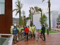 Urban bicycle routes