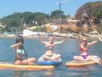 Curso de iniciación al Stand up Paddle en Marbella