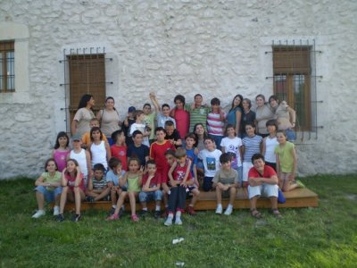 Campamento multiaventura en Vegafría, 8 días julio