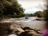Percorso kayak Siega Verde