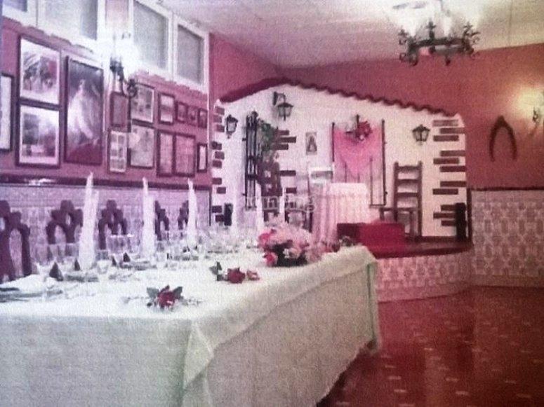 salon de comer