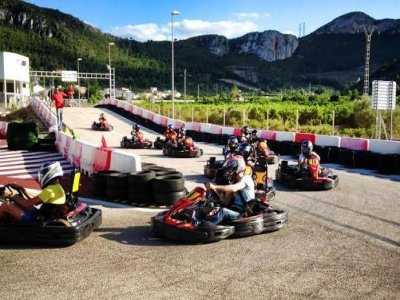 Karting Bronze Grand Prix  in Xeresa