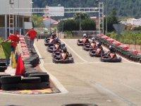 Gran Premio karting Silver en Xeresa