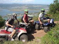 Excursiones en quad