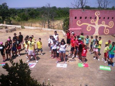 Campamento multiaventura en Gallegos 6 días junio
