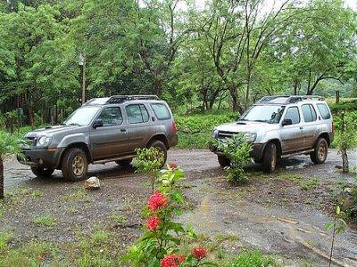 Parc Aventura El Xeremell Rutas 4x4