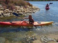 Rutas en kayak hasta lugares unicos