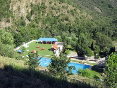 Adventure camp in a hotel of Rialp, 12 days