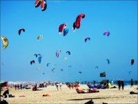 Cursos de kitesurf en Cadiz