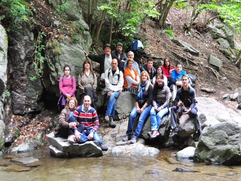 Grupo de participantes