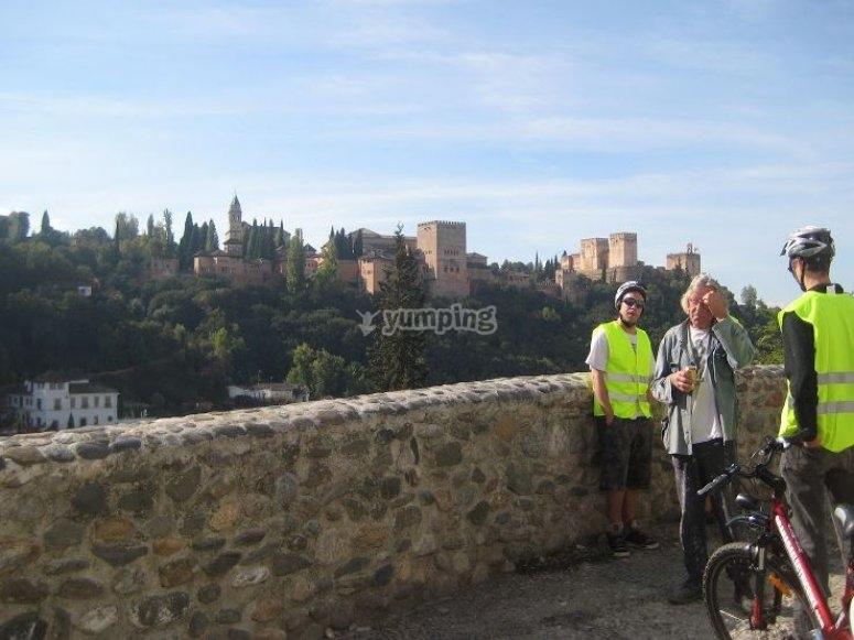 Bicicletas electricas en Granada