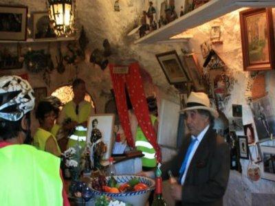 Tapas tour en Granada con bicicleta eléctrica