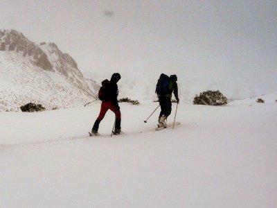 Guías de Liébana y Picos de Europa Raquetas de Nieve