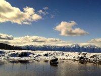 Nieve en Liebana