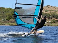 Nivel intermedio de windsurf