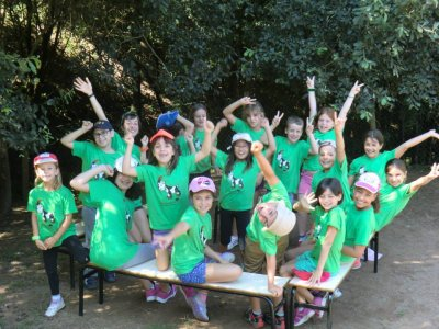 Green Adventure camp in Pontevedra, 7 days