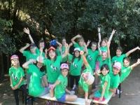 Campistas Aventura Verde