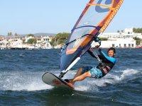 Perfeccionamiento en windsurf