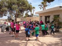 English and Adventures Camp Elche Holy Week