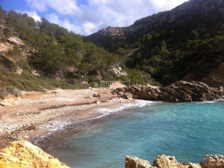 Preciosa cala de Mallorca