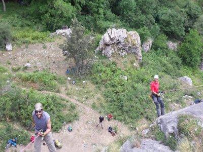 Guías de Liébana y Picos de Europa Rappel