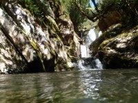 Aguas del barranco