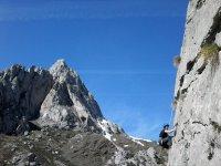 Dia de escalada en Vendejo