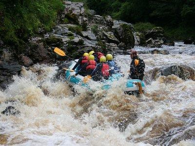 Aventura Verda Rafting