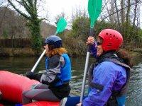 强的快速学习划船