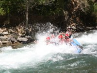 Team building con rafting