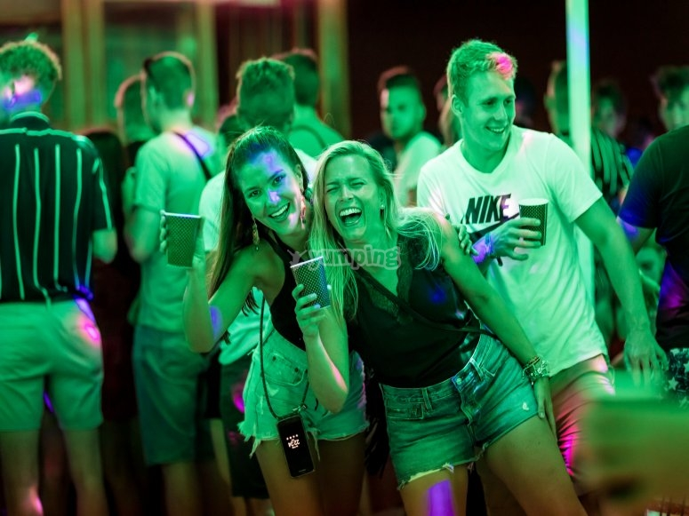 Barca Samba夜生活马略卡
