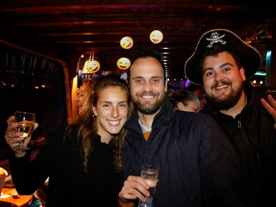 Despedida en barco con bebidas Palma de Mallorca