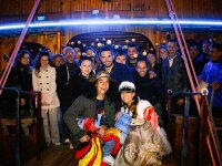 Party boat nocturna buffet y barra libre Mallorca