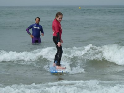 Surf camp for children, Ribadesella, 7 days