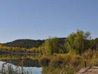 Los lagos tras el verano