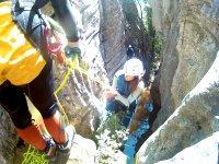 Canyoning per principianti
