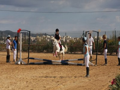 Horse riding day camp, Corvera, 1 week