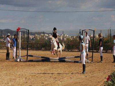 Campo di equitazione 2 settimane a Murcia