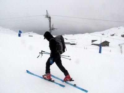 Grupo Explora Casteret Esquí