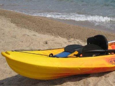 Alquiler kayak individual playa de Mogán o Taurito