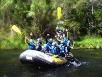 Rafting en las Hoces del río Cabriel, 4-5 horas