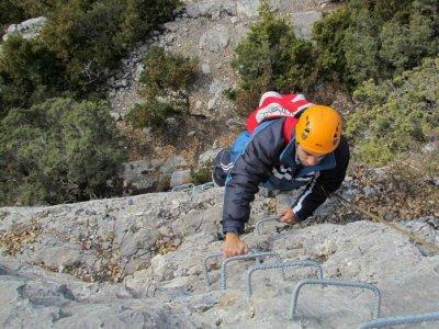 Grupo Explora Casteret Vía Ferrata