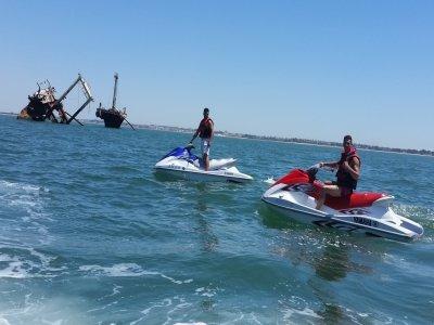 Triman Nautic Motos de Agua