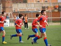 8-Day Football Camp in Melgar de Fernamental