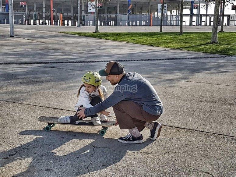 Clase de skate