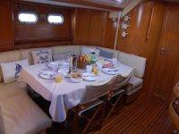 Desayunos en alta mar