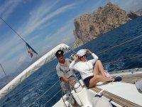 Navegando por Alicante