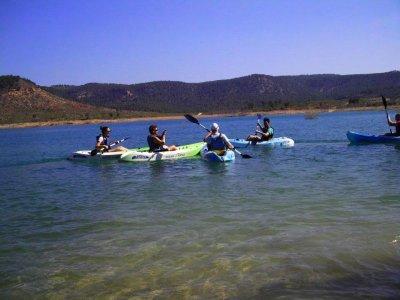 Descenso de rafting, piragua y noche en casa rural