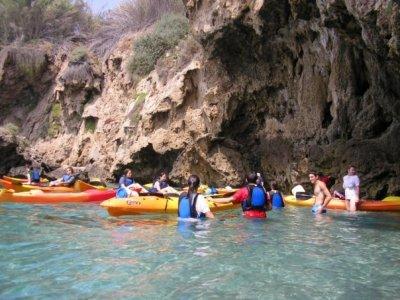 Ruta Cero Turismo Activo Piragüismo